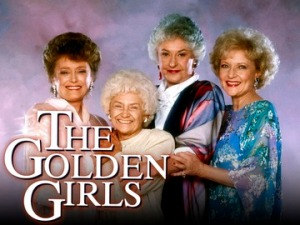 Golden Girls VS. Golden Sisters