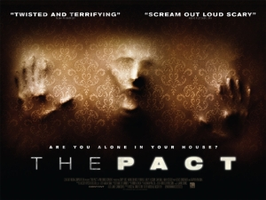 31 Days of Halloween: Day 8: The Pact (2012) - An effective Low- Budget Movie that deserves a Chance
