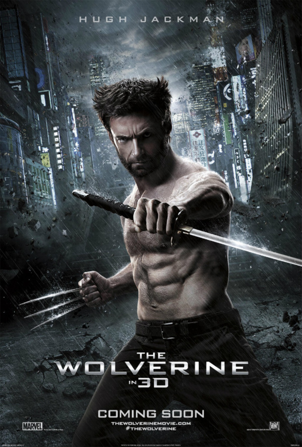 The Wolverine (2013) Watch Online English Movie DVDScr