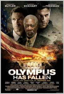 Olympus Has Fallen (2013) - A well- acted Action- Thriller that is lacking in Action, Depth and Zest