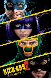 Kick- Ass 2 (2013) – Did anyone ask for a sequel?
