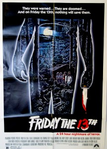 31 Days of Halloween: Day 13: Friday The 13th (1980) – A true classic that created a new genre