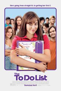 The To-Do-List (2013) - Immature American Pie - Knock off