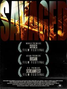 SAVAGED-premieres-poster
