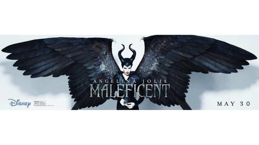 maleficent-wings-wangelina-jolie-wallapper